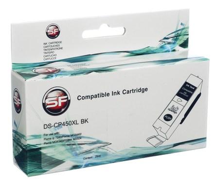 Картридж SuperFine SF-PGI-450BK XL черный повышенной емкости для Canon