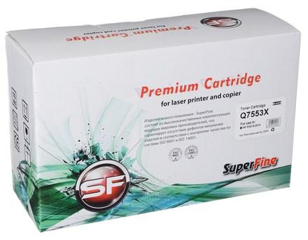 Картридж SF-Q7553X повышенной емкости