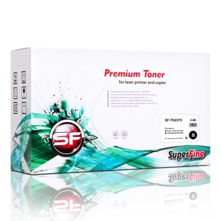 Тонер-картридж SF-TN2375 аналог картриджа TN-2375
