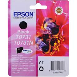 Картридж Epson T0731 (T07314A/T10514A10) черный
