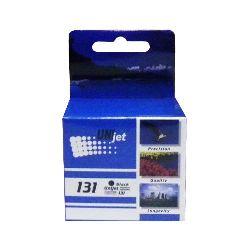 Картридж UNIjet 131 (C8765HE) черный совместимый аналог hp 131
